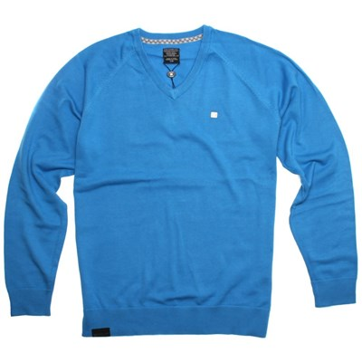 Lineus Swede Blue Sweater