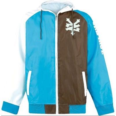 Colour Block City Windbreaker Jacket