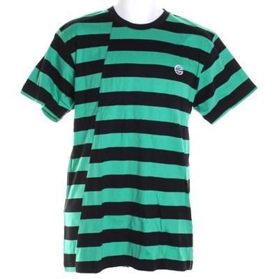 Pogo S/S T-Shirt - Black/Green