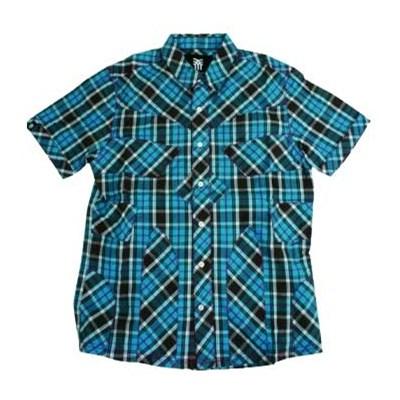 Vague Check S/S Shirt