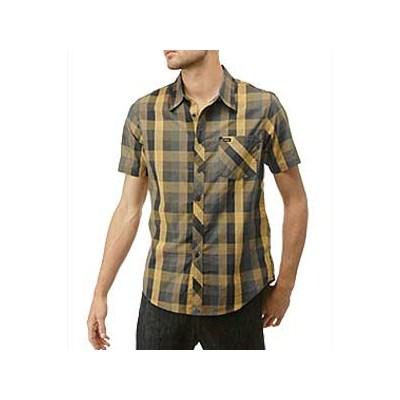 Sedona Plaid Black S/S Shirt