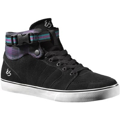 Hi-Lo Black/Purple Shoe