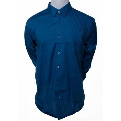 Y Factor L/S Marine Blue Shirt