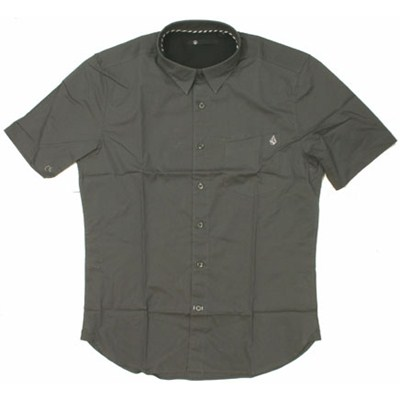 Y Factor S/S Shadow Grey Shirt