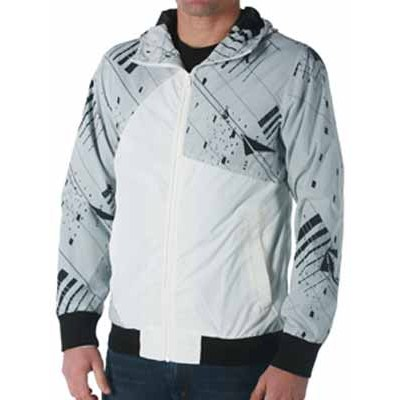 Channel Jacket - White