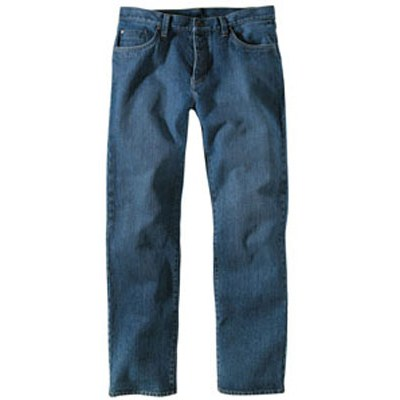 Straight Indigo PP Jeans