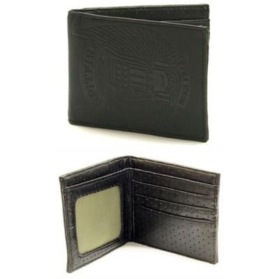 Burn Free Leather Bi-Fold Wallet