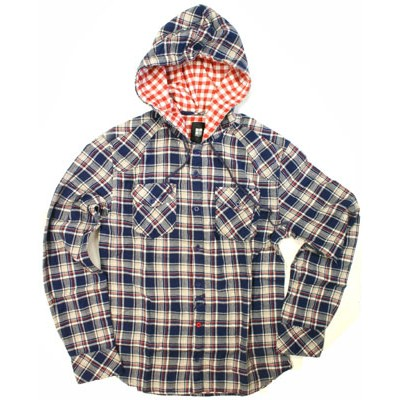 Drew Drowned Hooded L/S Shirt