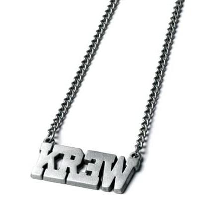 Ikon Silver Necklace