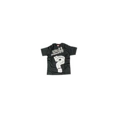 Sketchy S/S T-Shirt - Black