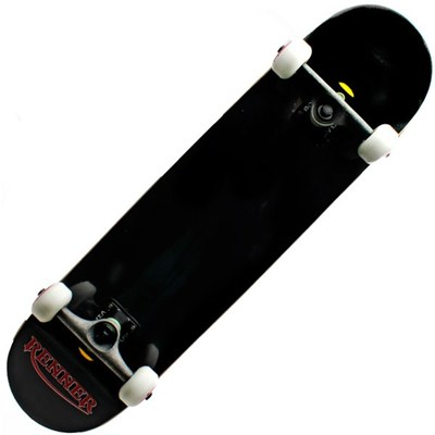 Z Series Black Complete Skateboard