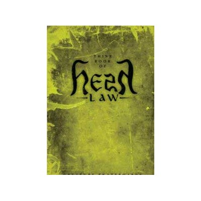 Creature Hesh Law DVD
