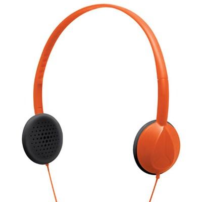 Whip Headphones - Orange