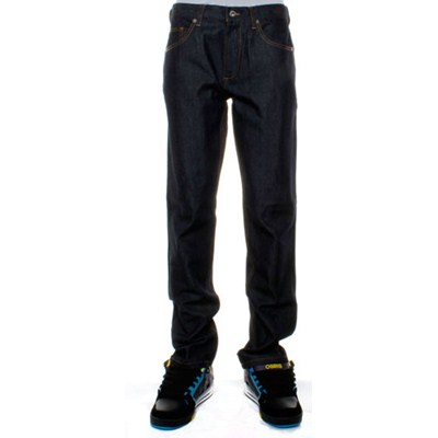 Continental Raw Wash Jeans