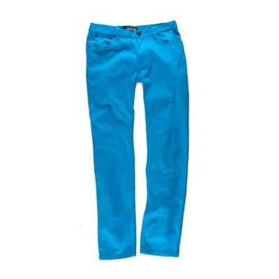 Boom III Acid Blue Wash Jeans