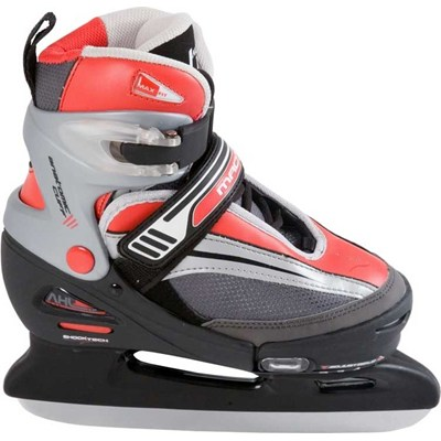 Mach 5 Boys Adjustable Ice Skates