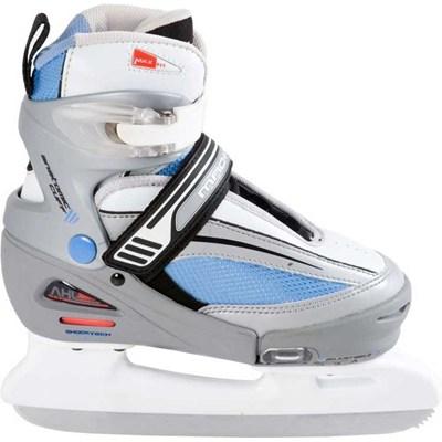 Mach 5 Girls Adjustable Ice Skates