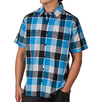 Addler S/S Shirt - Ghost Blue