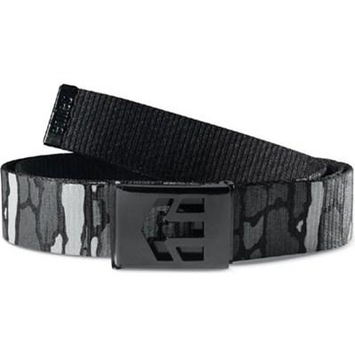 Staple Graphic Black/Camo Web Belt