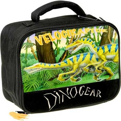 Dinogear Dinorama Velociraptor Lunchbox