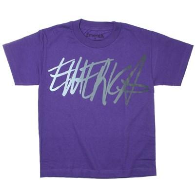 Super Sharpie Purple Youth S/S T-Shirt