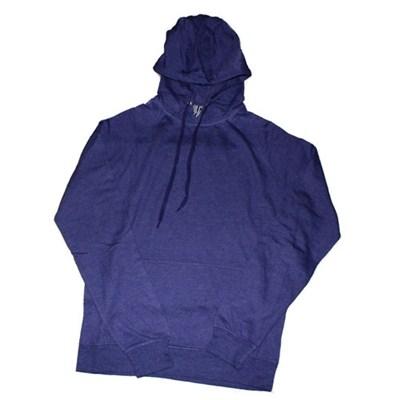 Timesoft Heather Purple Ultra Slim Pullover Hoody