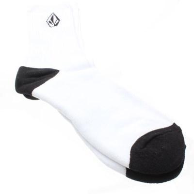 Full Stone White Socks