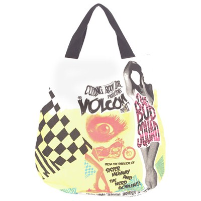 B Movie White Tote Bag