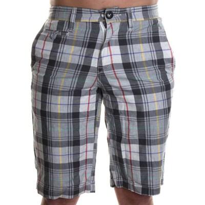 Henderson Plaid Chino Shorts