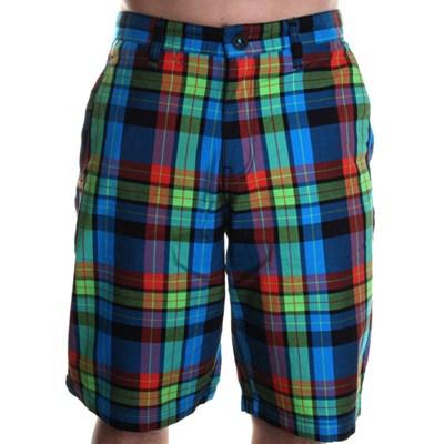 Graduate Plaid Shorts