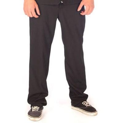 Stone Suit Pant Black