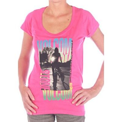 KK BMX FA Fathom Pink Sheer Tee