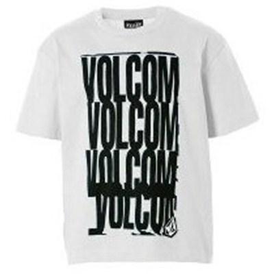 Sloppy Slack Youths S/S T-Shirt - White