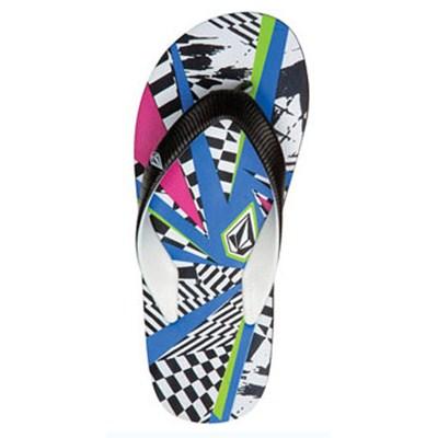 Mod 1 Blue Creedler Sandals