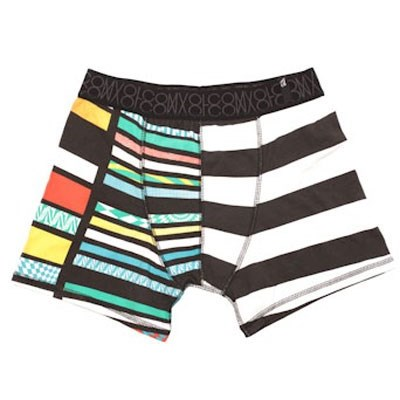 Crazy Eight Knit Boxer Brief