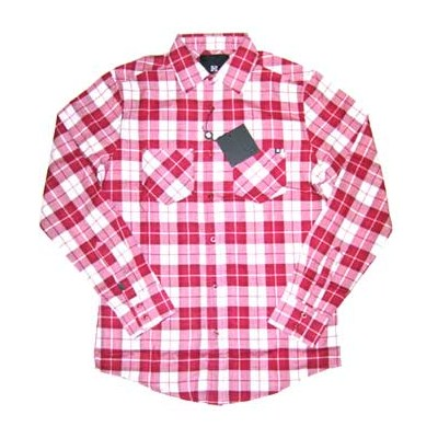 Outlaw L/S Shirt - Red