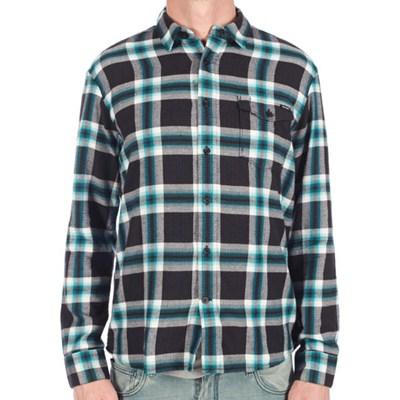 Stave Black L/S Shirt