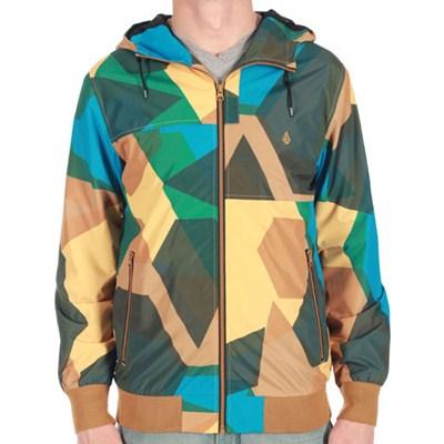 Dudley Multi Zip Jacket