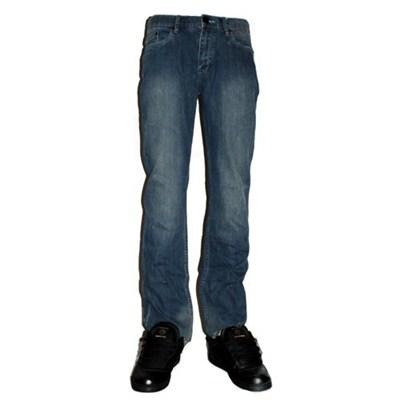 Straight Fit 17 Light Vintage Wash Jeans