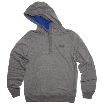 Sydney Grey/Heather Hooded Knit