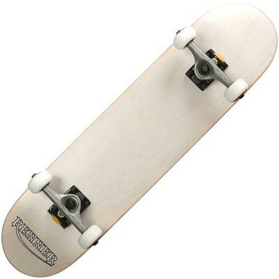 Z Series White Complete Skateboard