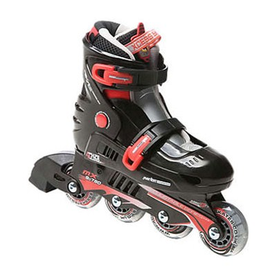 MX-S780 Black/Red Childrens Inline Skate