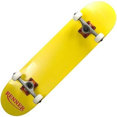 Z Series Yellow Complete Skateboard
