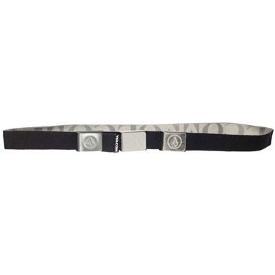 Interchange Reversible Black Web Belt