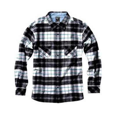 Mo Memphis White L/S Shirt