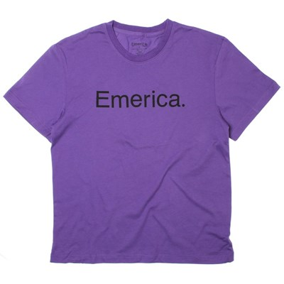 Pure 7.0 Purple Youth S/S T-Shirt