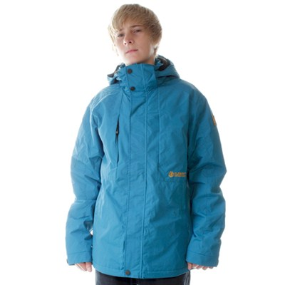 Concord Jacket - Blue Atoll
