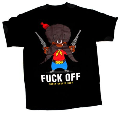 F*** Off S/S T-Shirt