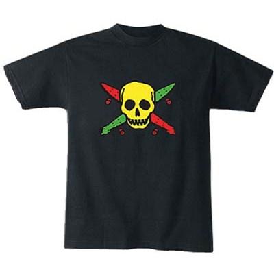 Tri-Tone Pirate S/S T-Shirt