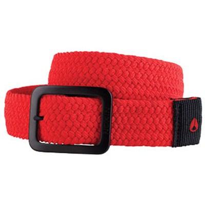 Base Camp Black/Red Web Belt